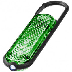 Ceres LED reflector light with carabiner