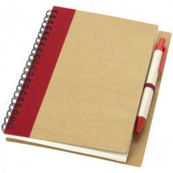 Notes A6 z długopisem, PRIESTLY