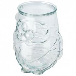 Podstawka na podgrzewacz ze szkła z recyklingu Nouel