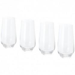 Chuva 4-cześciowy zestaw wysokich szklanek