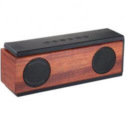 Drewniany głośnik na Bluetooth® Native