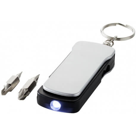 Maxx 6-function keychain tool with LED light