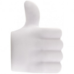 Thumbs-up stress reliever