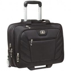 """Lucin 17"""" laptop briefcase trolley"""