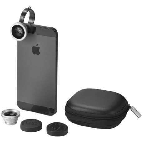 Zestaw obiektywów do aparatu w smartfonie, PRISMA