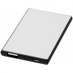 Slim card-sized 2000 mAh power bank