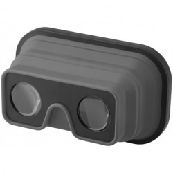 Sil-val fodable silicone virtual reality glasses