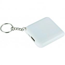 Emergency 1800 mAh power bank keychain