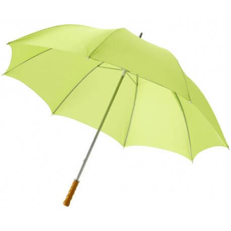 "Karl 30"" umbrella with wooden handle"