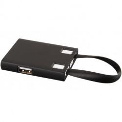 Hub USB 3-portowy i kable 3 w 1