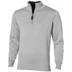 Męski pulower z krótkim zamkiem, SET