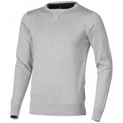Męski pulower z półokrągłym dekoltem, FERNIE