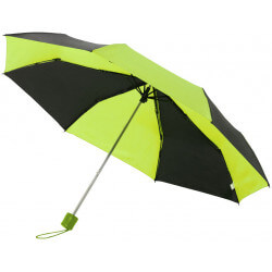 "Spark 21"" foldable dual-tone umbrella"
