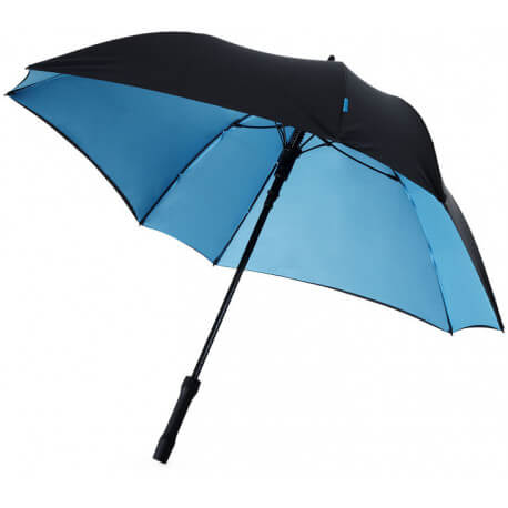 "Square 23"" double-layered auto open umbrella"