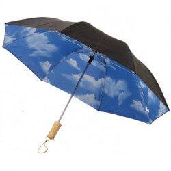 """Automatyczny parasol 2-sekcyjny 21"""", BLUE SKIES"""
