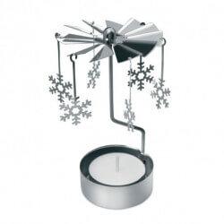 Świąteczna dekoracja ze świeczką, CHIMAS