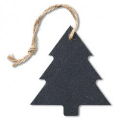 Zawieszka świąteczna choinka, SLATETREE