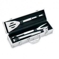 Aluminiowa walizka do barbecue, ASADOR