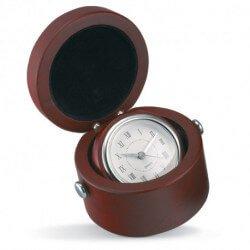 Zegar w drewnianym pudełku, HELIO