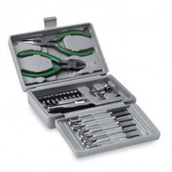 Składany zestaw narzędzi 25 elementów, GUILLAUME