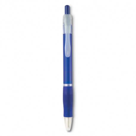 Długopis z gumowym uchwytem, MANORS