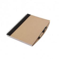 Notes A4 z długopisem, PAPIROS
