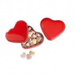 Cukierki w pudełku w kształcie serca, LOVEMINT