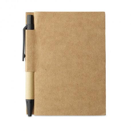 Notes z recyklingu z długopisem, CARTOPAD