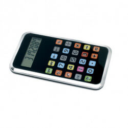 Kolorowy kalkulator, CALCOD