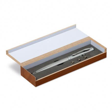 Długopis i wskaźnik laserowy 3 w 1, ALASKA