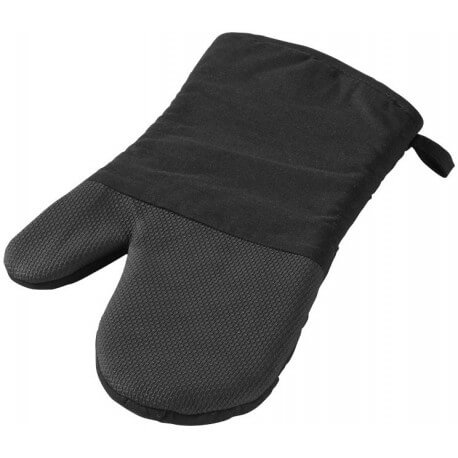 Maya oven gloves with silicone grip
