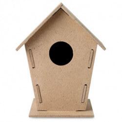 Drewniana budka dla ptaków, WOOHOUSE