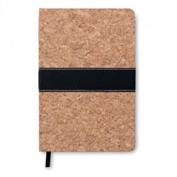 Notatnik A5 z okładką korkową, SURO