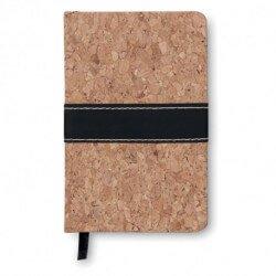 Notatnik A6 z okladką korkową, SURO MINI