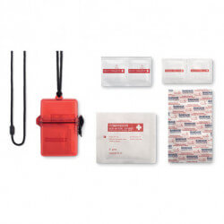 Wodoodporna apteczka, SAFE