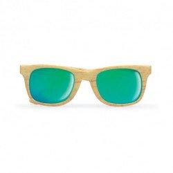 Lustrzane okulary przeciwsłoneczne, WOODIE