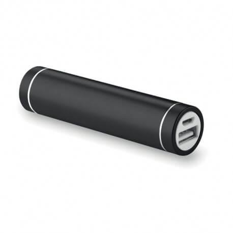 Powerbank w kształcie cylindra, POWEROVALE