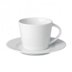 Filiżanka do cappuccino z talerzykiem, PARIS
