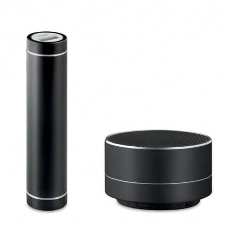 Zestaw głośnik i powerbank, SOUND&POWER