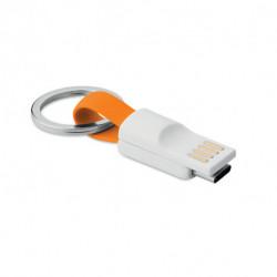 Brelok USB/USB typ C, MINI C