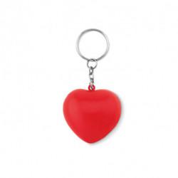 Brelok serce z PU, LOVY RING