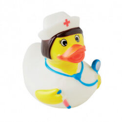 Antystres kaczka - pielęgniarka, NURSE