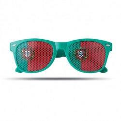 Okulary przeciwsłoneczne w kolorach flagi, FLAG FUN