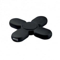 Spinner - hub USB 3-portowy, SPINNER HUB