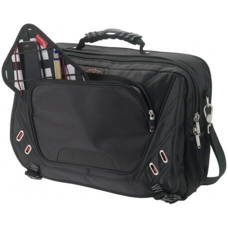 "Proton security friendly 17"" laptop briefcase"