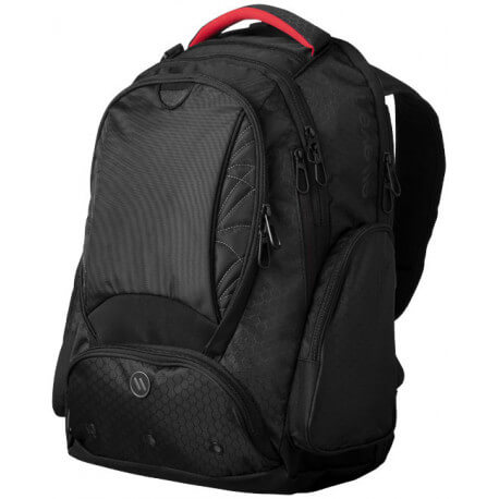 """Bo airport security friendly 17"""" laptop backpack"""