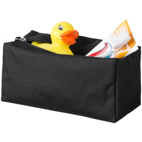 Passage toiletry bag with main compartment