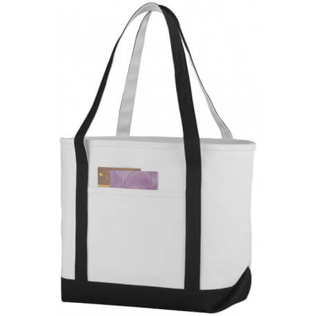 Heavy-weight 610 g/m² cotton tote bag