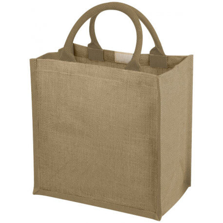 Chennai tote bag made from jute