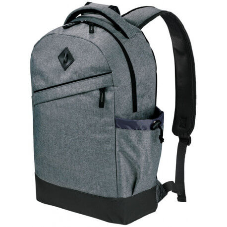 """Płaski plecak na laptop 15.6"""", GRAPHITE"""